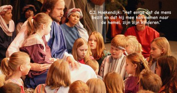 Gelovigen, ongelovigen en kinderen