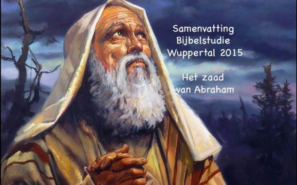 Wuppertal 2015 - Het zaad van Abraham