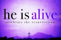Christus is opgestaan