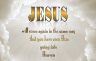 De wederkomst van de Here Jezus Christus